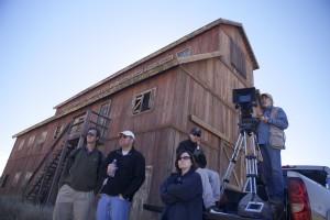 Barn & crew